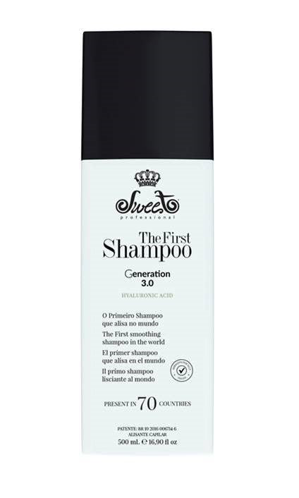 The First Shampoo Hair Straightening 500ml