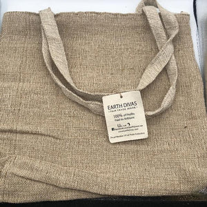 Hemp Carry All Tote