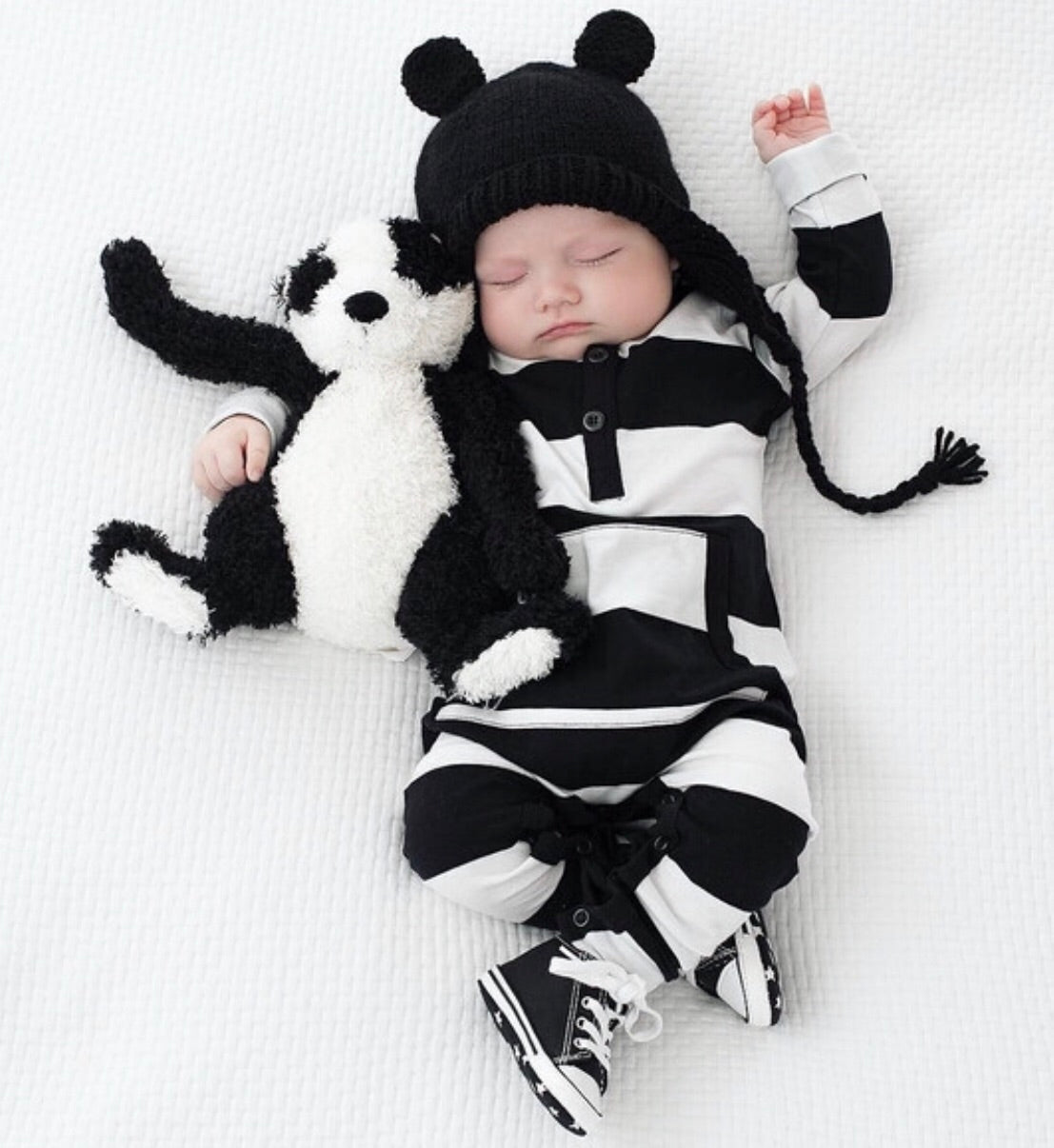 The Striped Onesie