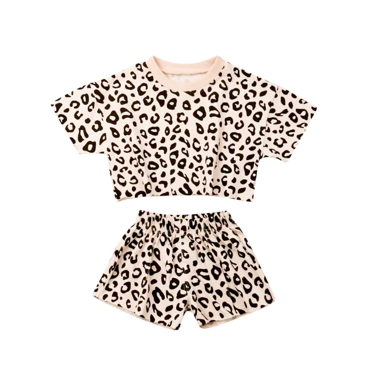 The Leopard Two Piece