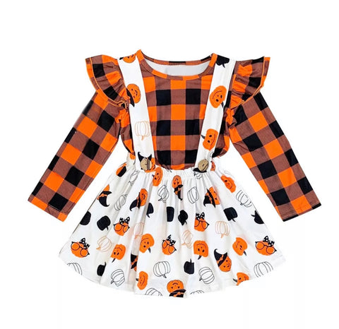 The Plaid Pumpkin Set