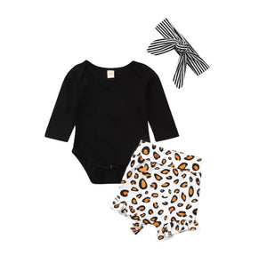 The Leopard Three Piece