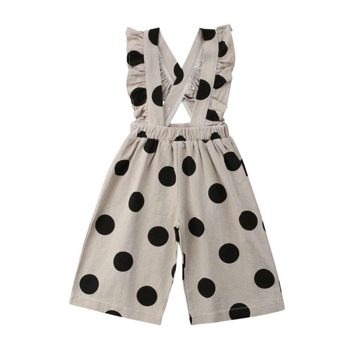The Polka Dot Jumpsuit