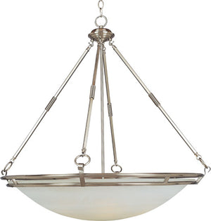 Maxim - 2671MRBZ - Six Light Pendant - Stratus - Bronze