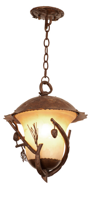 Kalco - 9168PD - Three Light Hanging Lantern - Ponderosa Outdoor - Ponderosa