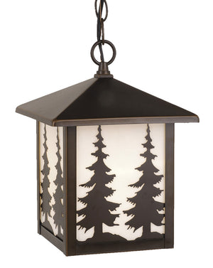 Vaxcel - OD33486BBZ - One Light Outdoor Pendant - Yosemite - Burnished Bronze