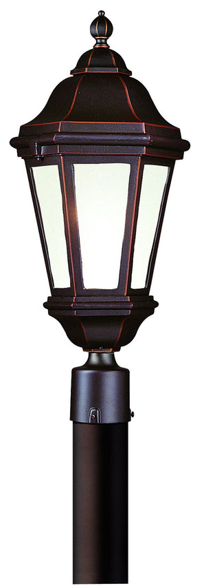 Troy Lighting - PFCD6832ABZ - One Light Post Mount - Verona - Antique Bronze