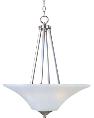 Maxim - 20093FTSN - Two Light Pendant - Aurora - Satin Nickel