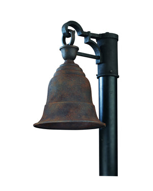 Troy Lighting - P2364CR - One Light Post Mount - Liberty - Centennial Rust