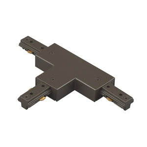 W.A.C. Lighting - HT-DB - Track Connector - H Track - Dark Bronze