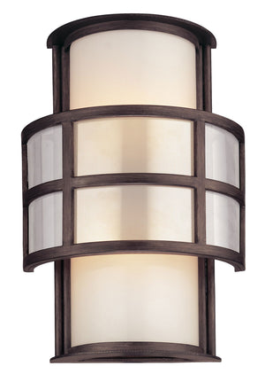 Troy Lighting - B2732 - Two Light Wall Sconce - Discus - Graphite