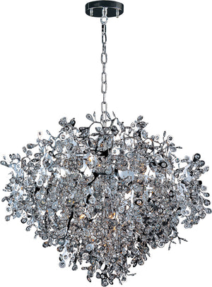 Maxim - 24207BCPC - 13 Light Pendant - Comet - Polished Chrome