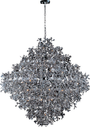Maxim - 24209BCPC - 21 Light Pendant - Comet - Polished Chrome