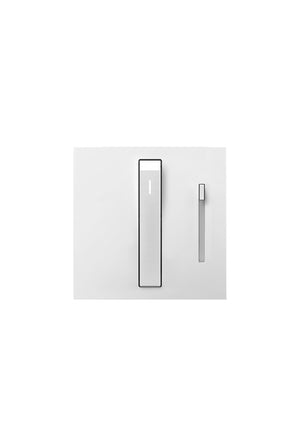Legrand - ADWR1103HW4 - Dimmer, 1100W (Incandescent, Halogen) - Whisper - White