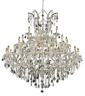 Elegant Lighting - 2800G52C/SA - 41 Light Chandelier - Maria Theresa - Chrome