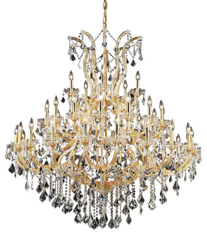 Elegant Lighting - 2800G52G/EC - 41 Light Chandelier - Maria Theresa - Gold