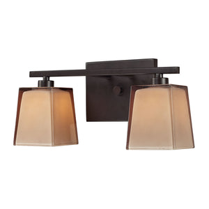 Elk Lighting - 11437/2 - Two Light Vanity - Serenity - Oiled Bronze