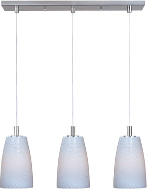 ET2 - E94203-13SN - LED Linear Pendant - Carte LED - Satin Nickel