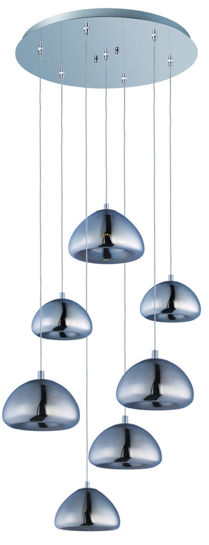 ET2 - E22526-81PC - LED Pendant - Vive - Polished Chrome