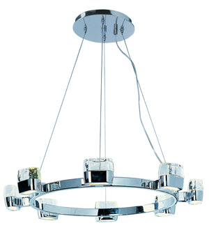 ET2 - E22898-89PC - LED Pendant - Volt LED - Polished Chrome