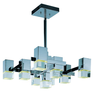 ET2 - E31206-75PC - LED Pendant - Nova LED - Polished Chrome