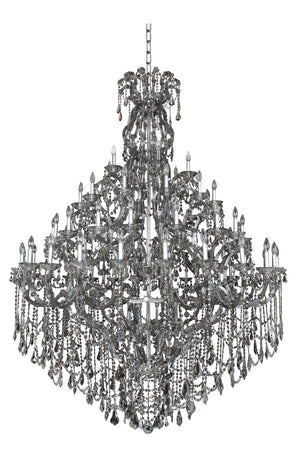 Allegri - 023450-010-FR006 - 66 Light Chandelier - Brahms - Chrome