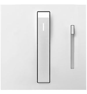 Legrand - ADWR703HW4 - Dimmer, 700W (Incandescent, Halogen) - Whisper - White
