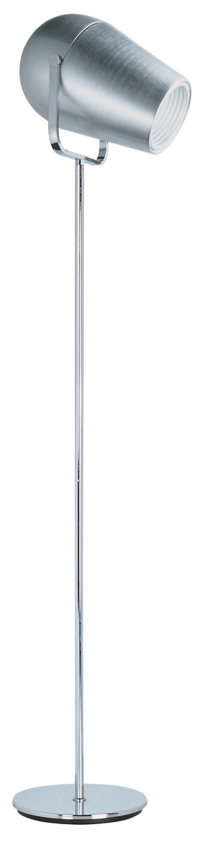 ET2 - E20835-SA - LED Floor Lamp - Stage - Satin Aluminum
