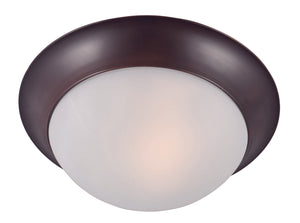 Maxim - 5850FTOI - One Light Flush Mount - Essentials - 585x - Oil Rubbed Bronze