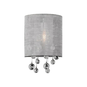 Kuzco Lighting - 621521 - One Light Wall Sconce - Sconces - Chrome