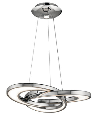 Kichler - 83619 - LED Chandelier - Destiny - Chrome