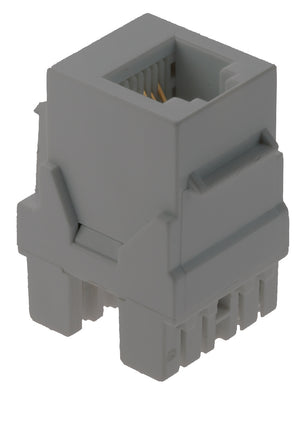 Legrand - ACRJ25M1 - RJ25 Phone Jack - Connectivity - Magnesium