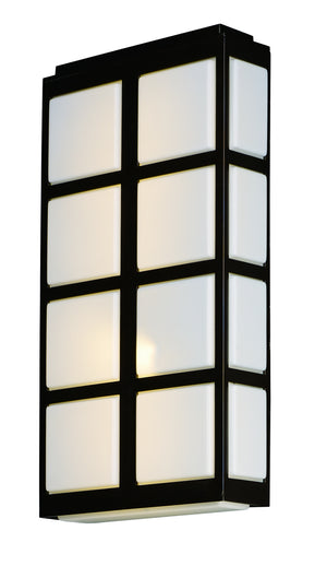 Maxim - 53594WTMB - LED Outdoor Wall Lantern - Packs - Metallic Bronze