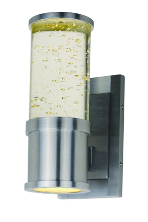 Maxim - 53685CLAL - LED Outdoor Wall Sconce - Pillar - Brushed Aluminum