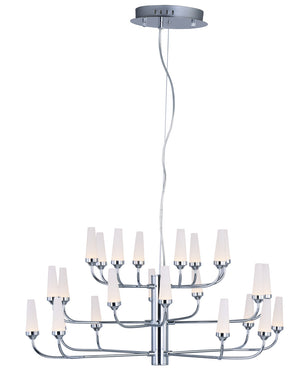 ET2 - E24363-09PC - LED Pendant - Candela LED - Polished Chrome