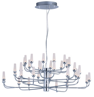 ET2 - E24365-09PC - LED Pendant - Candela LED - Polished Chrome