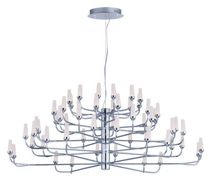 ET2 - E24367-09PC - LED Pendant - Candela LED - Polished Chrome