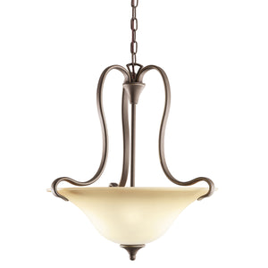 Kichler - 3585OZL18 - LED Pendant - Wedgeport - Olde Bronze