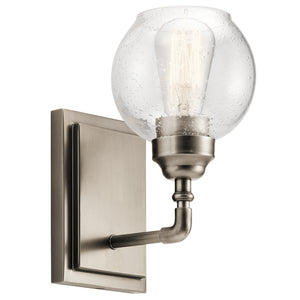 Kichler - 45590AP - One Light Wall Sconce - Niles - Antique Pewter