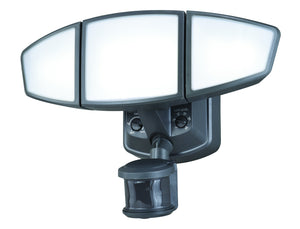 Vaxcel - T0271 - One Light Outdoor Wall Mount - Omega - Charcoal