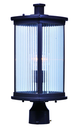 Maxim - 3250CRBZ - One Light Outdoor Wall Lantern - Terrace - Bronze