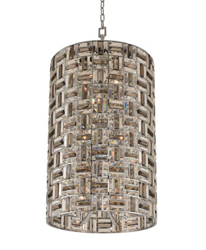 Allegri - 031752-010-FR000 - 18 Light Foyer Pendant - Modello - Chrome