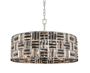 Allegri - 031753-010-FR000 - Eight Light Pendant - Modello - Chrome