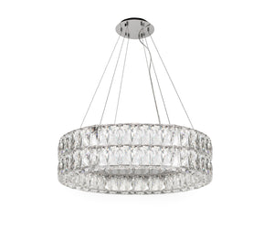 Kuzco Lighting - CH78232 (4000K) - Chandelier - Solaris - Chrome