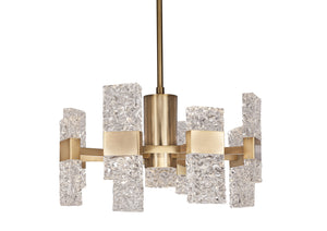 Kuzco Lighting - CH9522-GB - Chandelier - Oslo - Brushed Gold