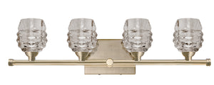 Kuzco Lighting - VL52125-VB - LED Vanity - Vintage But - Vintage Brass