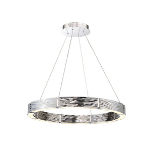 Modern Forms - PD-56729-PN - LED Chandelier - Zelda - Polished Nickel