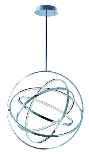 ET2 - E24785-PC - LED Pendant - Gyro II - Polished Chrome