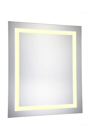Elegant Lighting - MRE-6011 - LED Mirror - Nova - Glossy White