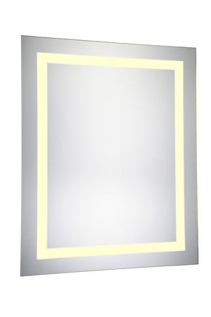 Elegant Lighting - MRE-6013 - LED Mirror - Nova - Glossy White